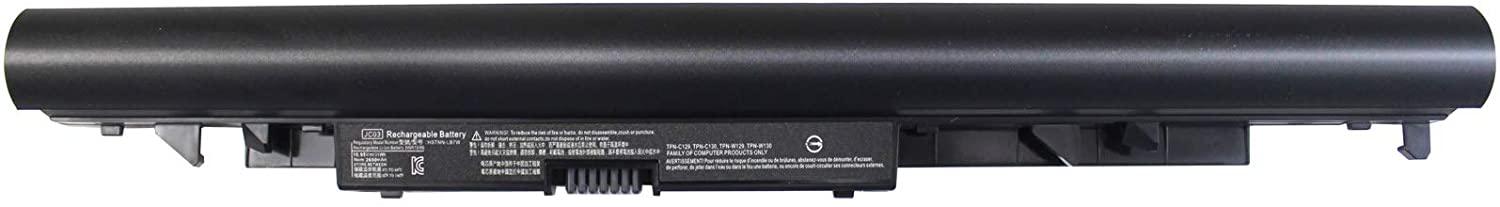 Shareway JC03 JC04 Repalcement Laptop Battery for HP 15-BS 15-BW 17-BS Series 919701-850 919700-850 HSTNN-DB8E HSTNN-HB7X HSTNN-DB8A HSTNN-DB8B PN-Q186 Q187 [10.95V 31Wh]