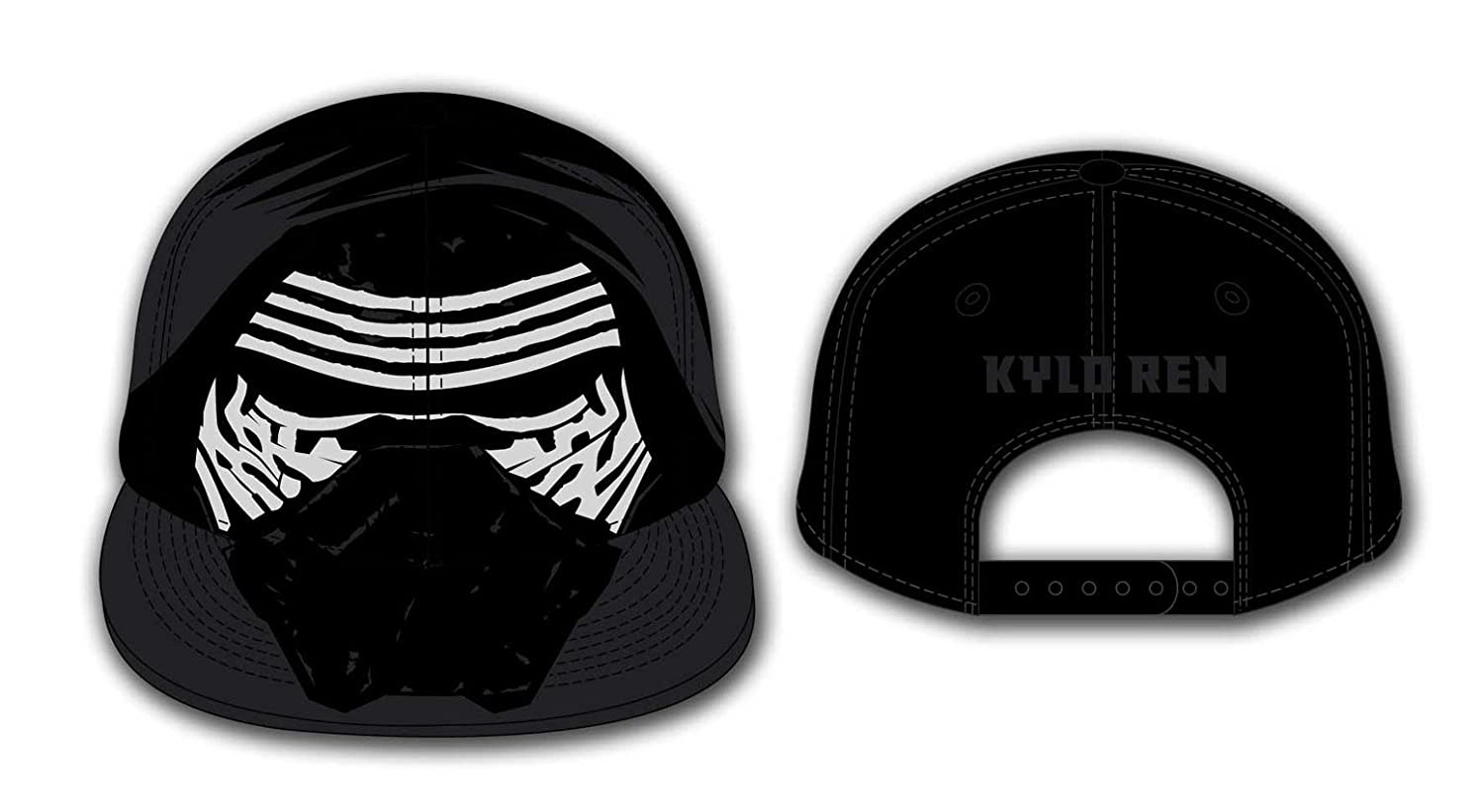 Star Wars Episode VII Gorra Béisbol Kylo REN: Amazon.es: Juguetes ...