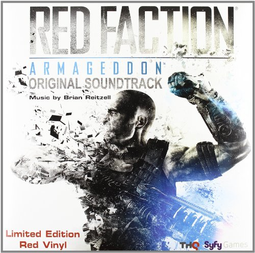 Price comparison product image Red Faction: Armageddon Original Soundtrack Limited Edition Red Vinyl
