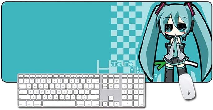 USJHC Teclado Almohadilla de Mesa libreta de Anime de Dibujos ...