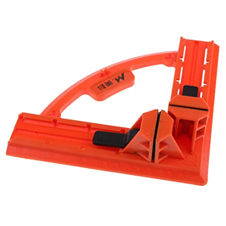Homyl Abs 90 Degrees Corner Right Angle Clamp Vice Grip Woodworking