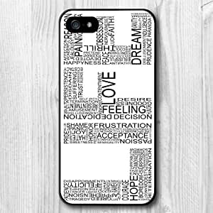 For iphone 6 4.7 Case, New Design Love Dream Pattern Protective Hard Phone Cover Skin Case For iphone 6 4.7 +Screen Protector