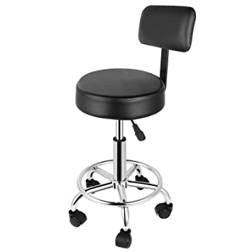 Artist Hand Adjustable Hydraulic 360 Degrees Swivel Hair Salon Stool Chair  Tattoo Spa Barber Stool Chairs