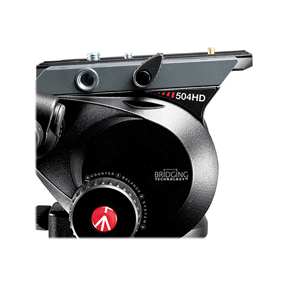 Manfrotto 504HD Video Head (Black) by Manfrotto (Image #5)