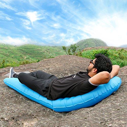 WolfWise Lightweight Inflatable Sleeping Backpacking