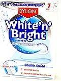 Dylon Teinture pour textile Blanc 'n' Bright nouvelle génération blanchissant (7feuilles)