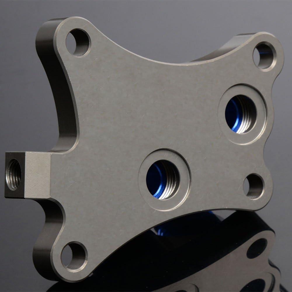 For SR20DET CA18DET S13 S14 S15 Oil Adaptor KA24DET SWA Race Oil Adaptor Wedge