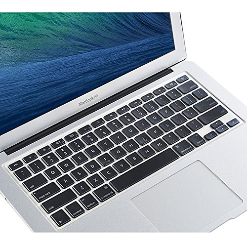 Cooskin Keyboard Cover Skin for Macbook Pro 13 15 17 Inch &