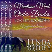 Montana Mail Order Bride Box Set, Books 4-6 | Linda Bridey