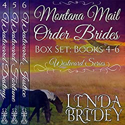 Montana Mail Order Bride Box Set, Books 4-6