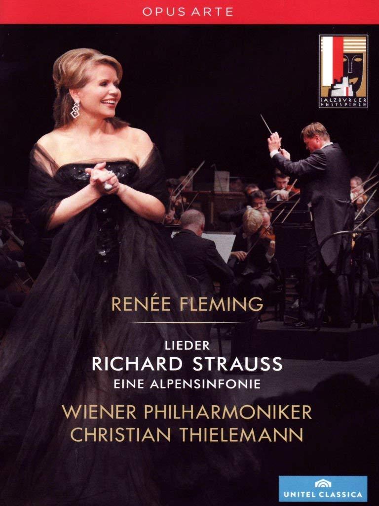 Renee Fleming in Concert / Strauss: Lieder / Eine Alpensinfonie [DVD] [2011] [2010] by Rene Fleming B01I05NA7Q
