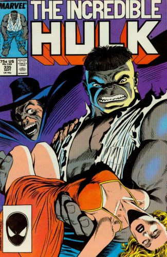The Incredible Hulk #335