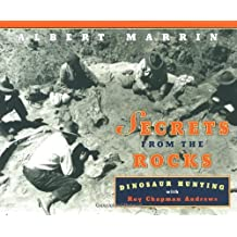Secrets from the Rocks by Marrin, Albert (May 13, 2002) Hardcover