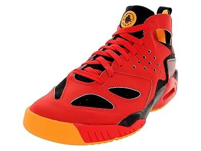 eafb07e78d Nike  630957-600  AIR TECH Challenge HRCHE Mens Sneakers NIKELT Crimson  Black