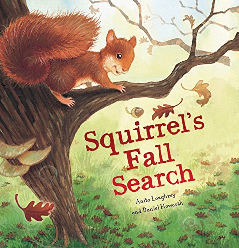 Squirrel's Fall Search (Animal Seasons)