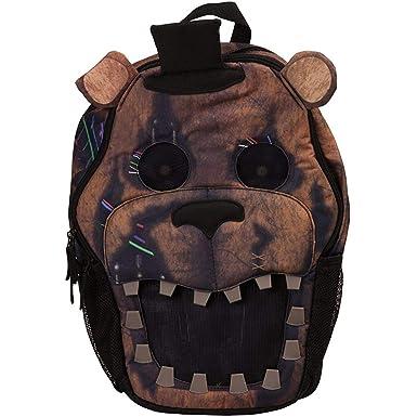 Five Nights at Freddys mochila grande cara