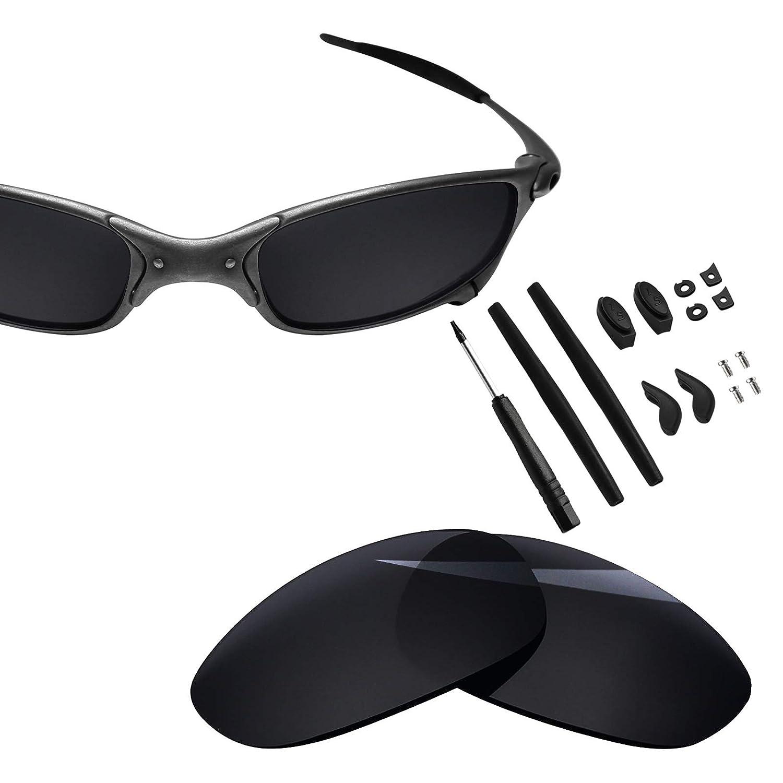 b515bdea6b BlazerBuck Anti-salt Polarized Replacement Lenses   Sock Kit for Oakley  Juliet AS-JULIET