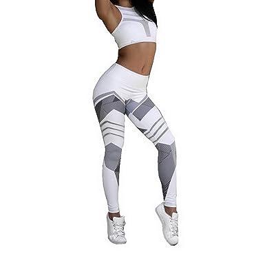 Garantía de calidad 100% comprar online venta caliente más nuevo LooBoo Mallas Deportivas Mujer Leggins Yoga Pantalones Elastico Cintura  Altura Polainas para Running Pilates Fitness Leggings
