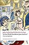 So You Think You Know Jane Austen ? par Le Faye