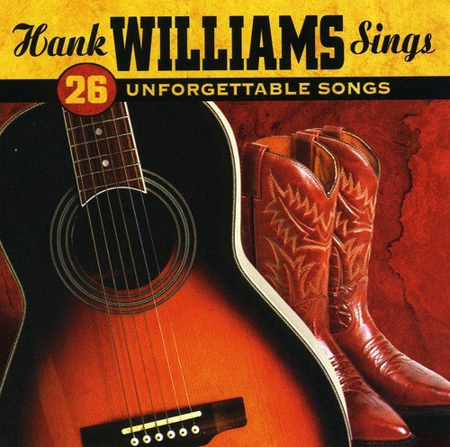 Hank Williams - Sings 26 Unforgettable Songs (Canada - Import)