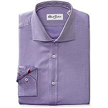Robert Graham mens Classic Fit Joy Solid Dress Shirt