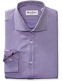 9a8db2663ba Men s Classic Fit Joy Solid Dress Shirt · Robert Graham