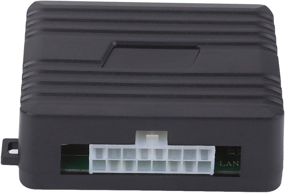 universal de pl/ástico M/ódulo de elevalunas para coche de 12 V para coches de 4 puertas
