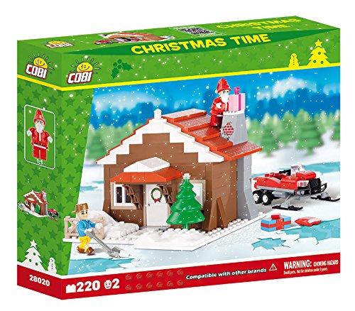 COBI Santa Claus Christmas Eve Set (Claus Santa Eve Christmas)
