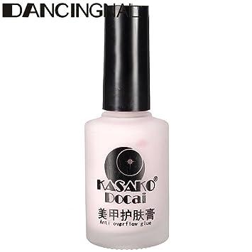 Amazon Com Dancingnail Nail Art Polish Manicure Peel Off Base Coat