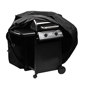 Parrilla Barbacoa, hehi Lark 600d Oxford de barbacoa Barbacoa lona protectora resistente al agua BBQ