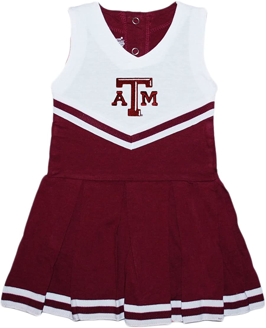 TEXAS A/&M AGGIES CHEERLEADER OUTFIT.......BRAND NEW