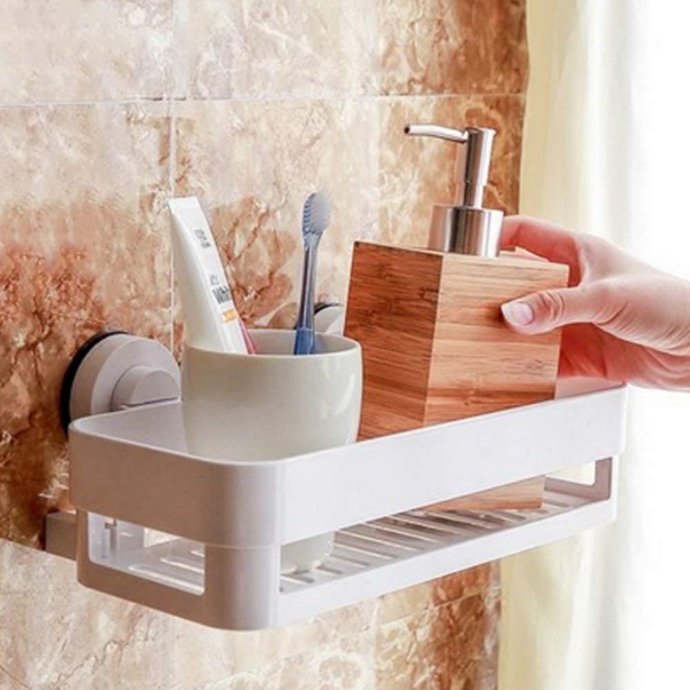 Aufbewahren & Ordnen MIAOKJWSJ Dusche Regal Badezimmer Shelf ...