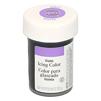 Wilton EU Icing Paste Food Color - Violet - 28gr. - 610-318 Wilton