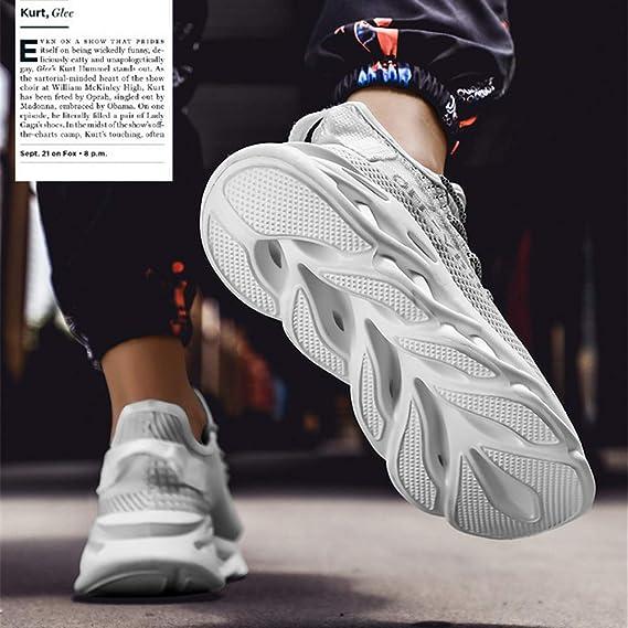LFLDZ - Zapatillas de running para hombre MS Road, par de ...