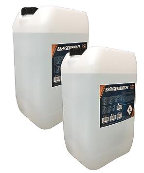 Inox freno limpiador 2 x 25 litros, acentonfrei - Limpiador de freno para coche: Amazon.es: Coche y moto