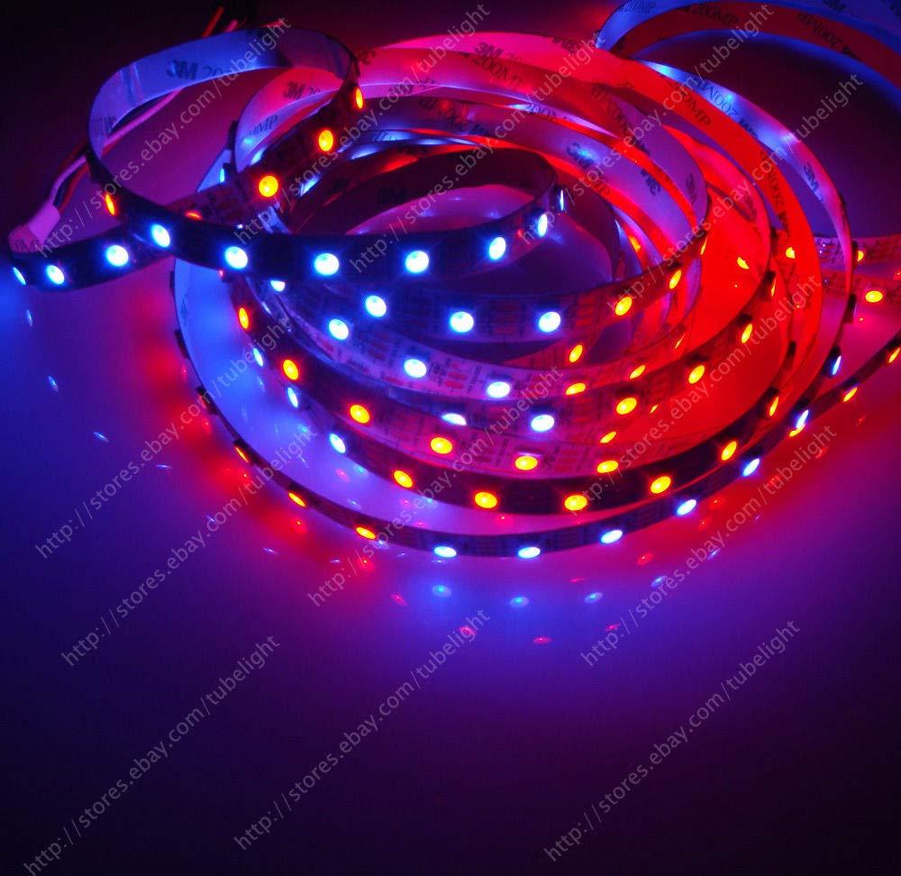 Amazon.com: Tira LED RGB 30/60/144 píxeles/m ...