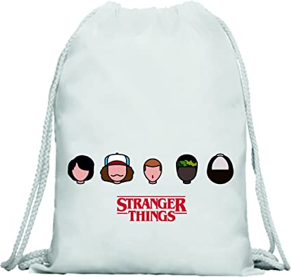 Mochila Stranger Things Faces