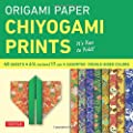 "Origami Paper - Chiyogami Prints - 6 3/4"" - 48 Sheets: (Tuttle Origami Paper)"