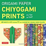 Origami Paper - Chiyogami Prints - 6 3/4