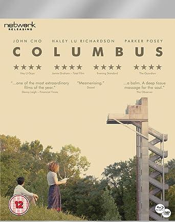Amazon com: Columbus Blu-Ray + DVD [Region Free]: Movies & TV