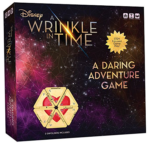 Disney  A Wrinkle In Time   A Daring Adventure Game