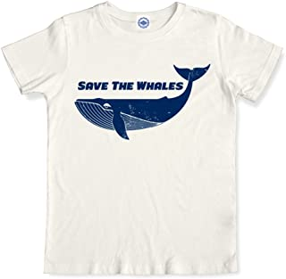 product image for Hank Player U.S.A. Save The Whales Men's T-Shirt