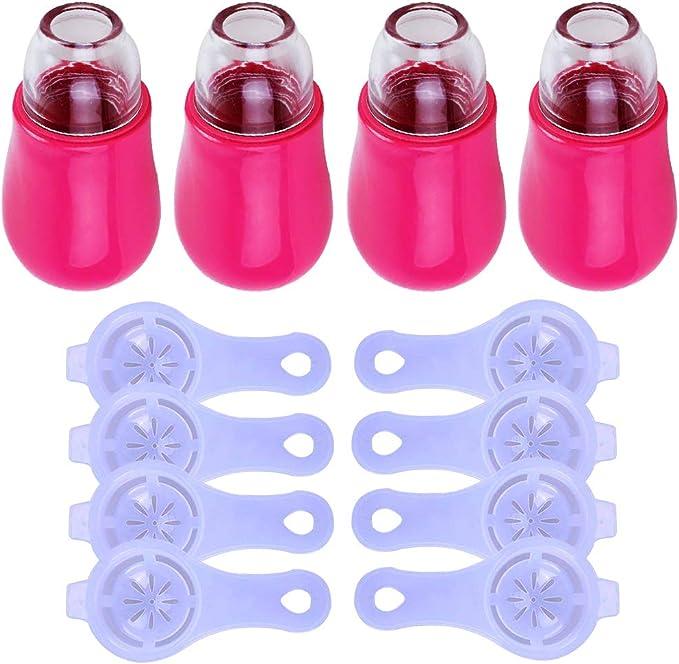 BESYZY Silicona Egg Separator Diseño Separador de yemas de Huevo Egg separador Herramienta para Cocinar & Hornear