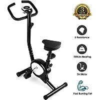 AGM Cyclette da Allenamento, F-Bike Bicicletta Home Trainer Fitness Bike