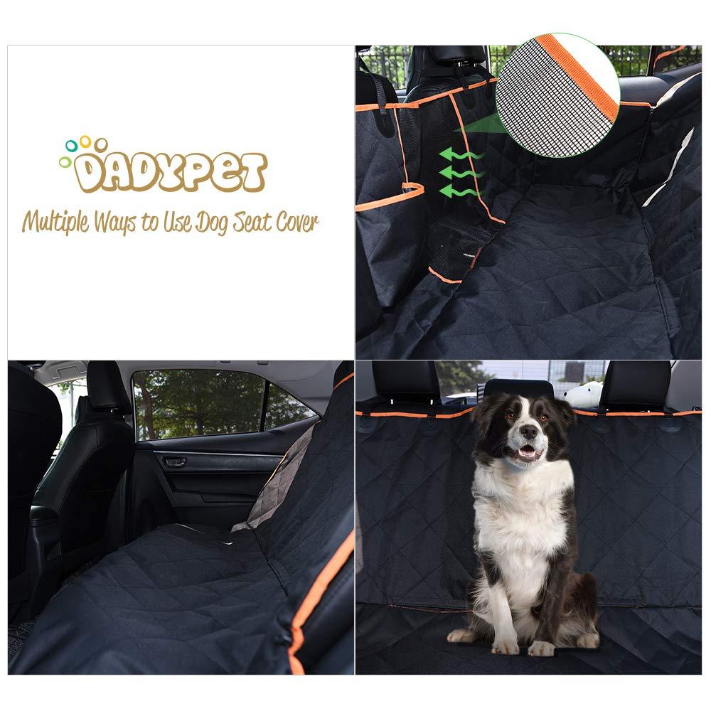 Oferta Protector para coche para perros Dadypet por 21 euros (Cupón Descuento) 2 oferta juguete perro