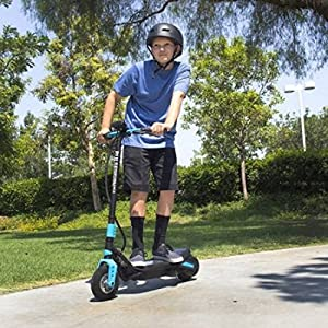 Super-C Extreme Oversized Deck Surface Stop Power Electric Scooter