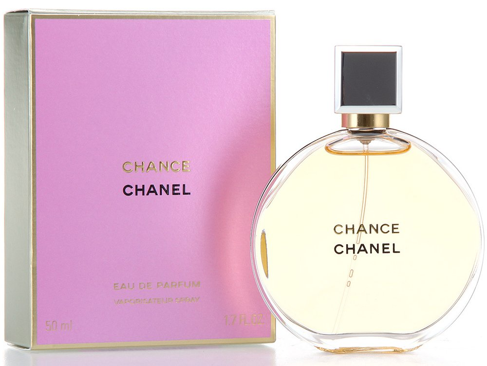 Chânel Chance Eau Fraiche Eau De Toilette Spray for woman 1.7 fl oz, 50ml