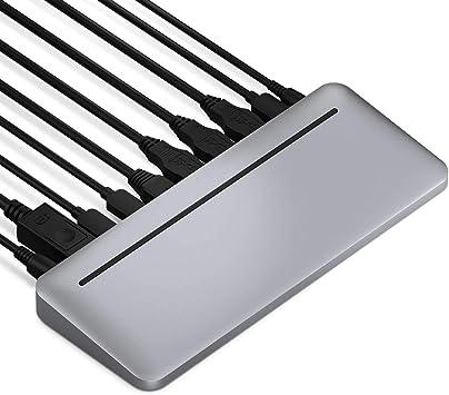 Brydge Stone Pro Docking Station   Thunderbolt 3   87 W, Dual Displays (4K @ 60 Hz), DisplayPort, USB-C 3.1 Gen 2, USB-A & More   MacOS & Windows: Computers & Accessories - Amazon.com