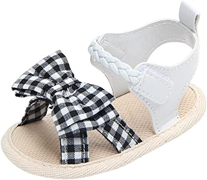 Cloudro Soft Sole Baby Shoes Infant Boys Girl Anti-Slip Cotton Footwear Crib Shoes