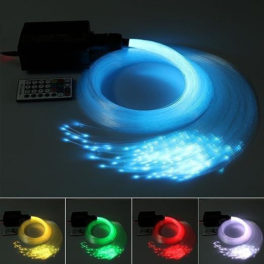 16w rgbw led fibre optic star ceiling kit light rgbw led engine